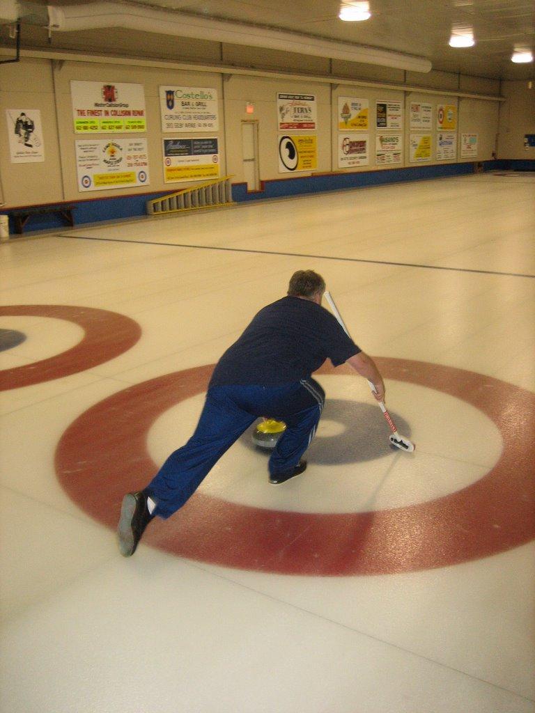 The st paul curling club webcam