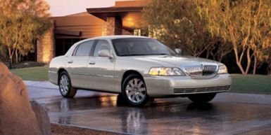 Myforddreams A Real Threat To Lincoln Town Car
