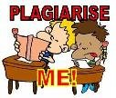 Please Plagiarise Me!