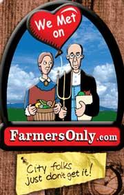 farmers meet online dating