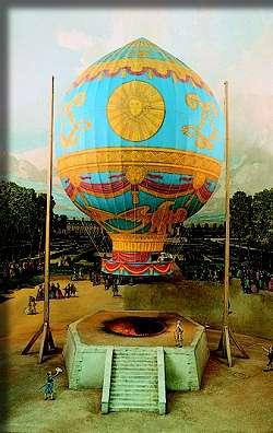 montgolfiere 1782