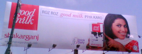 Slogan of olpers milk
