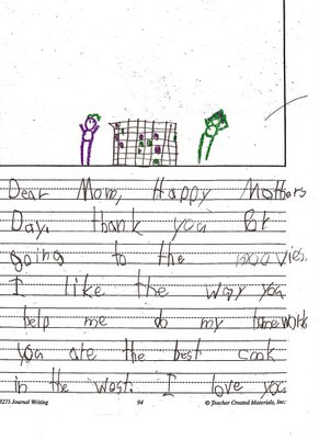 9f244ae5289 Trouble Always Has a Door: Mother's Day Letter from my son Max-Ay