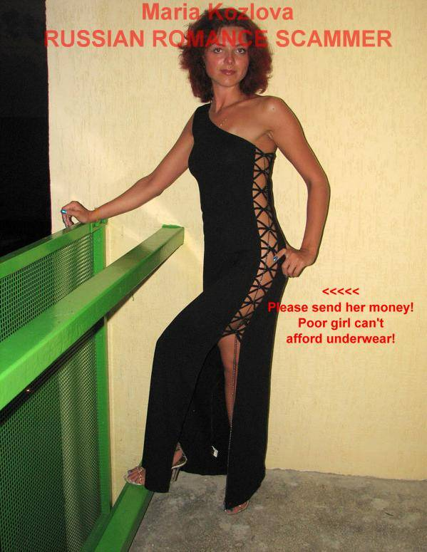 Russian Romance Scammers Marina 20