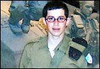 Kidnapped IDF soldier Cpl. Gil'ad Shalit