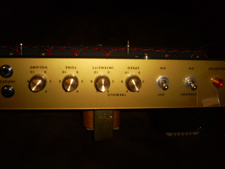 ebay pics: Ceriatone 18 watt Marshall Clone with Tremolo