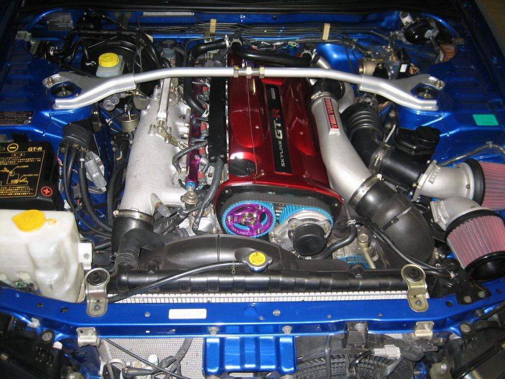 R34 GTR V-spec II