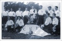 Nacional first team, football uruguay