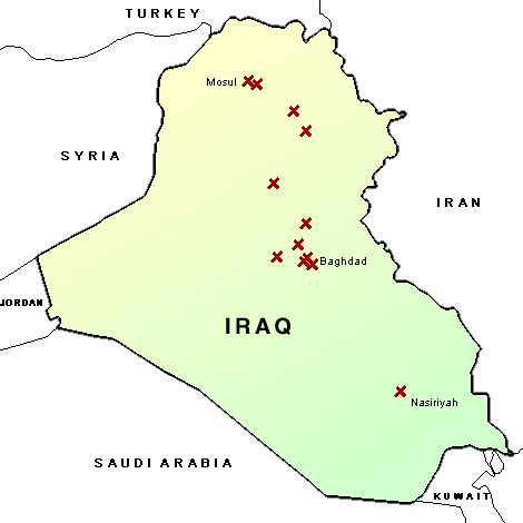 Image result for us bases iraq