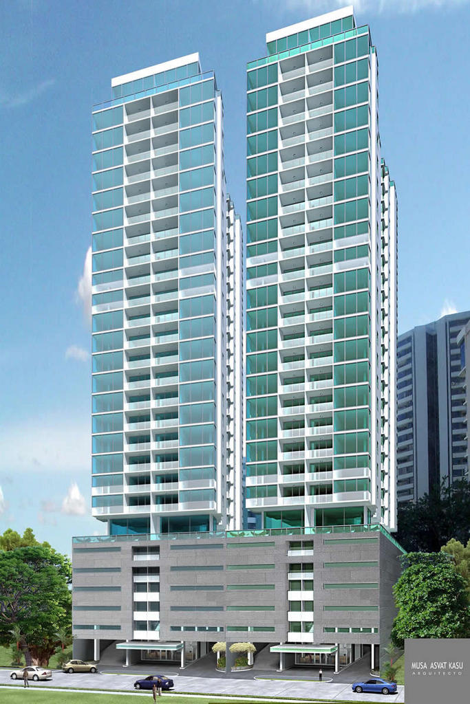 Arq507 ciudad vertical musa asvat y el retro modernismo for Edificios minimalistas