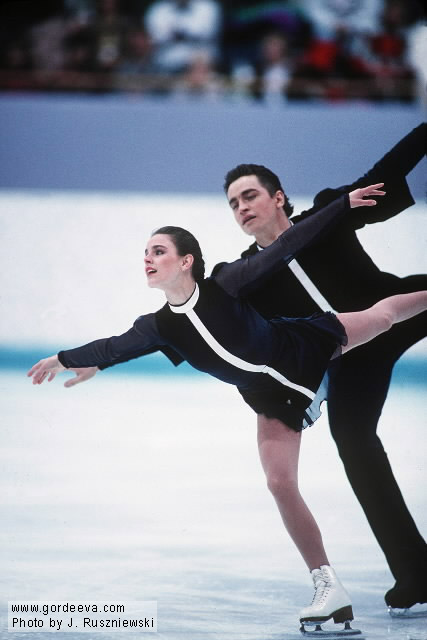 The Top 10 Olympic Figure Skating Dresses Of All Time