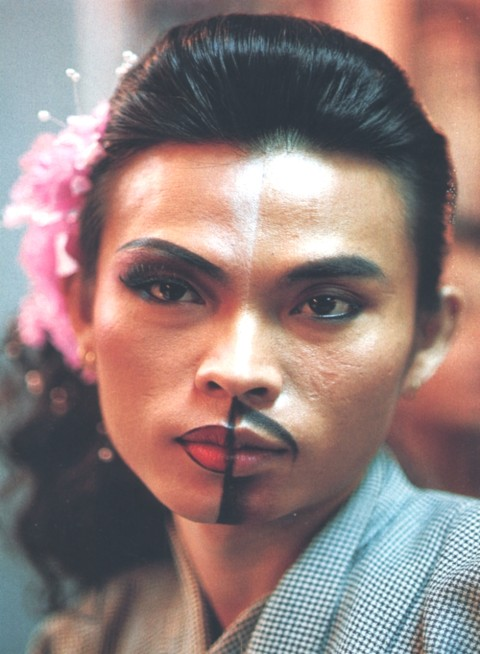 Myanmar transvestite singapore caning