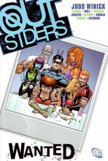 Collected Editions Review Outsiders Wanted Trade Paperback Dc Comics