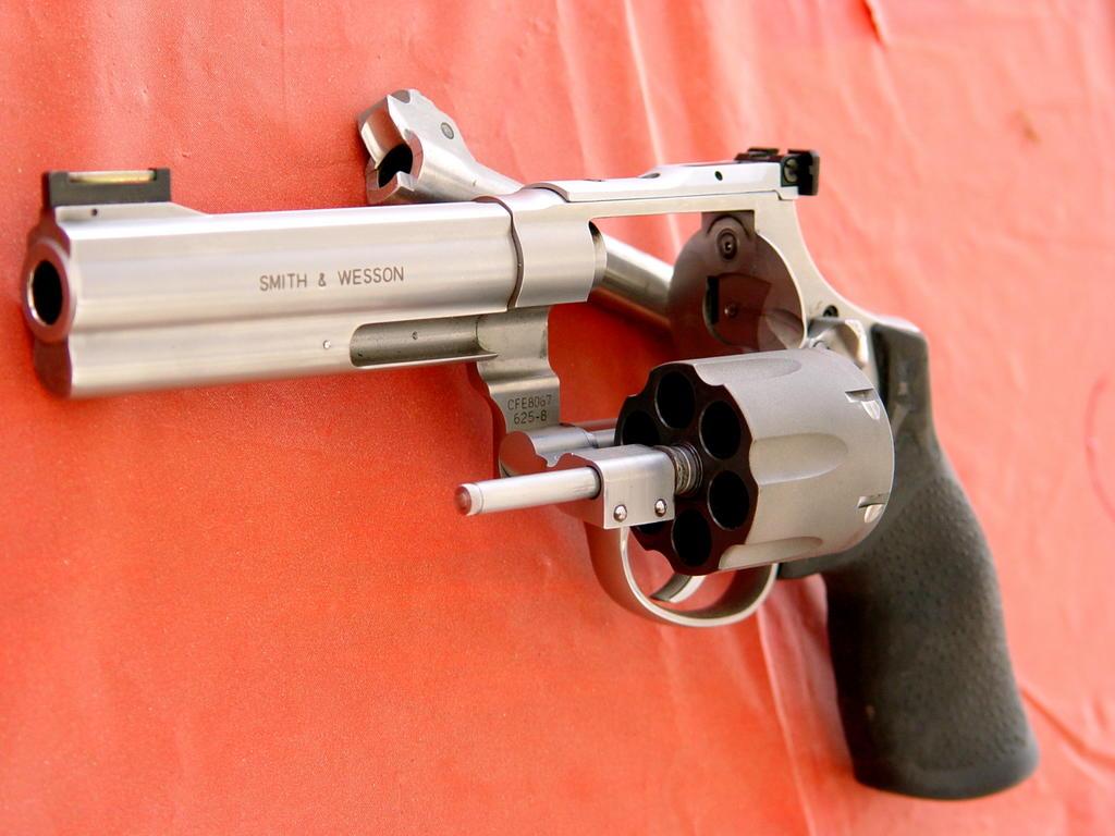 The Michael Bane Blog: Super 625  45 ACP Revolver!