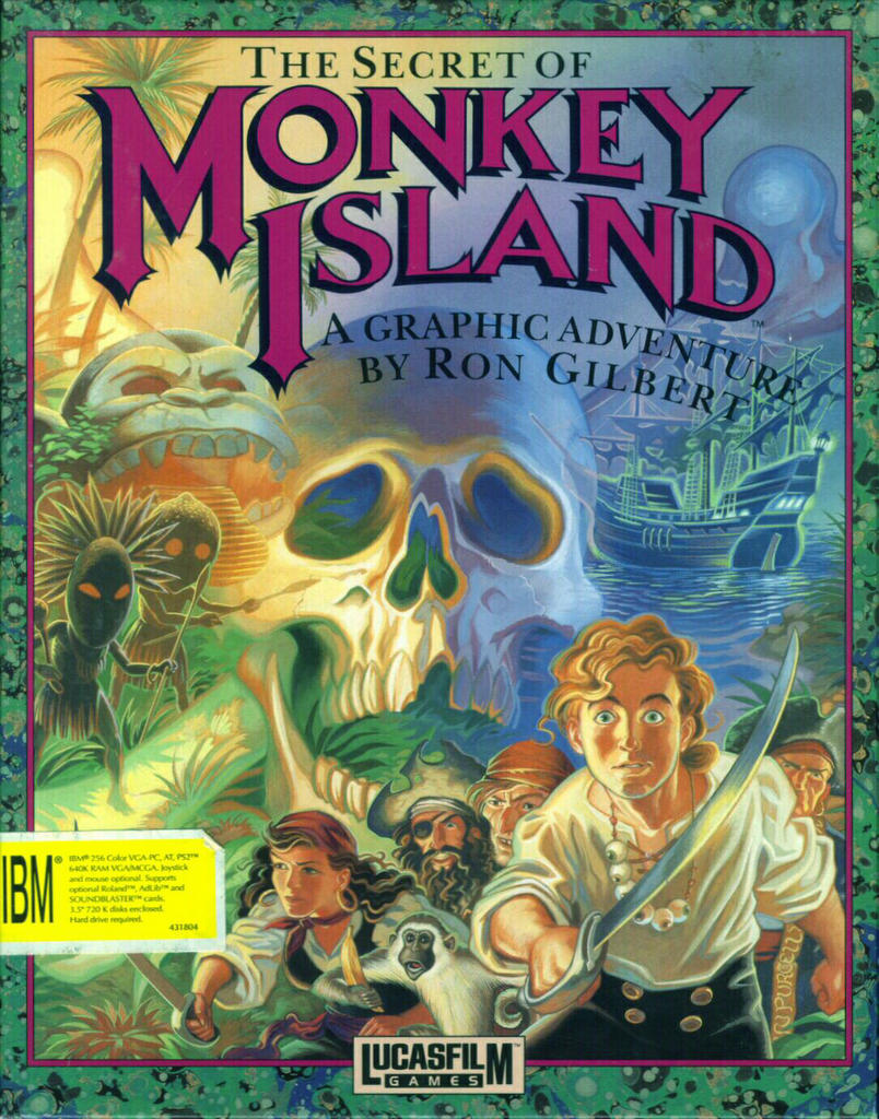 Games Like Monkey Island With Same Humour