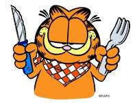 Garfield S Food Of Choice