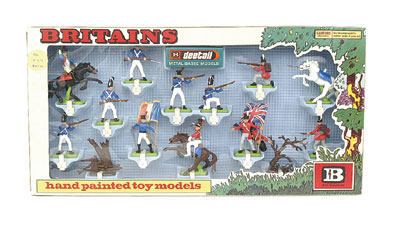 Toy Soldiers and Stuff: The Britains Deetail range - the