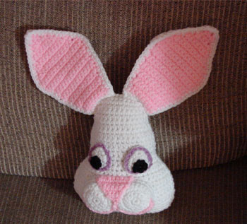 Baby Knitting Patterns Dutch rabbit - realistic rabbit amigurumi ... | 317x350