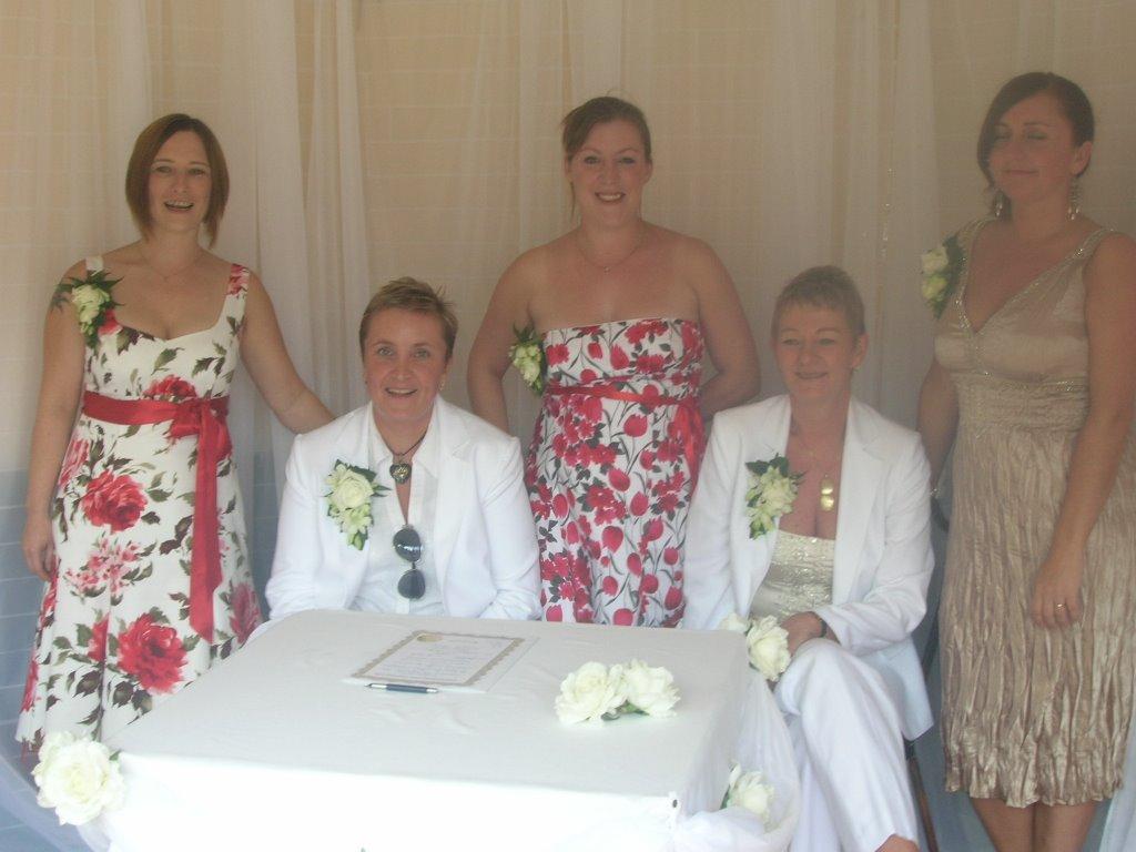 2006 In Lesbian Wedding