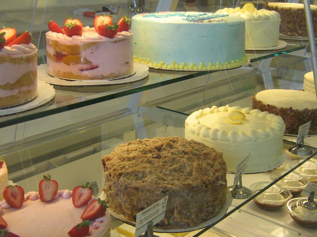 Susie Cakes Vanilla Celebration Cake