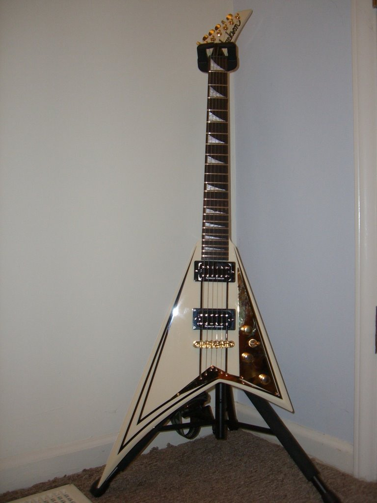 my guitar collection jackson rr5 randy rhoads pro. Black Bedroom Furniture Sets. Home Design Ideas