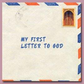 Sober Chick My 1st Letter to God