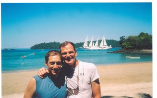 Guydads and Windstar cruise