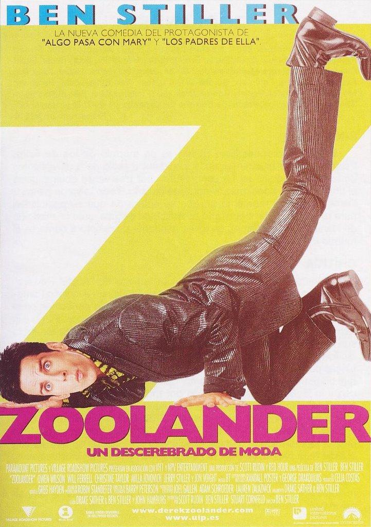 Pelicula porno algo pasa con mary Cine 9009 Zoolander 2001