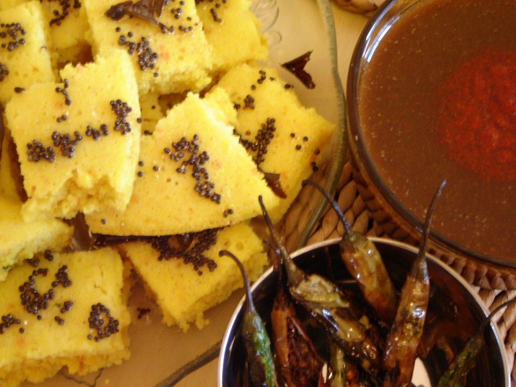 Food n more the fastest dhokla ever the fastest dhokla ever forumfinder Image collections