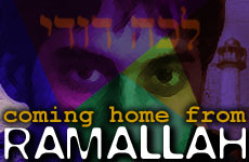 Coming Home From Ramallah by Zev Roth