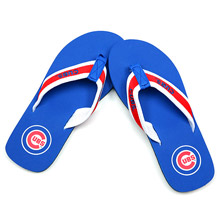 8c0dcd15b4ce A new addition from a recent trip to Chicago. They re Cubs flip flops and  they cost  25. Purchased at Wrigley Field thankyouverymuch!