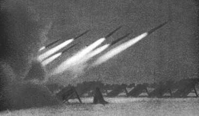 High Power Rocketry: Katyusha Rockets