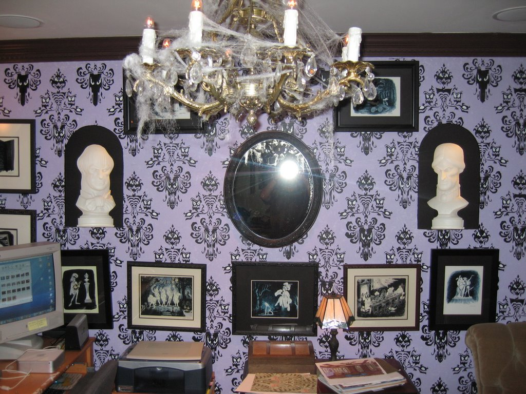 The Haunted Mansion Northside My Office