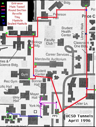 The Secrets of UCSD - For the Incoming Freshman.: UCSD Tunnels on ucsd campus map pdf, usd campus map, ucsd parking lots, ucsd health, john ucsd campus map, ucsd sme building, ucsd acceptance rate, ucsd dorms, ucsd nanoengineering, ucsd revelle college, ucsd campus map google, ucsd campus parking map, mandeville ucsd campus map, ucsd dining, csu stanislaus campus map, ucsd campus map printview, ucsd address, uc san diego map, ucsd bus route, ucsd housing floor plan,