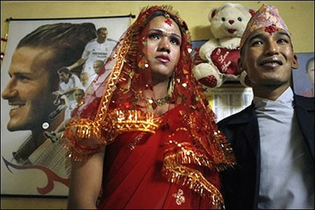 Nepal Gay Marriage 107
