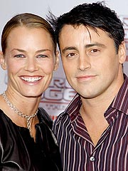 matt leblanc wife