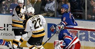 Brian Leetch returns to Garden as Boston Bruin