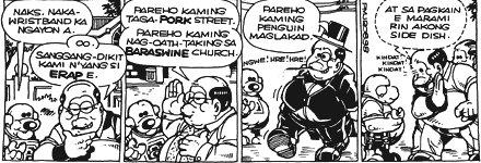 Pugad baboy comics
