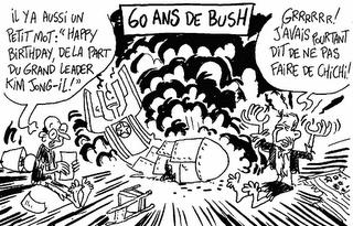 60 ans de Bush