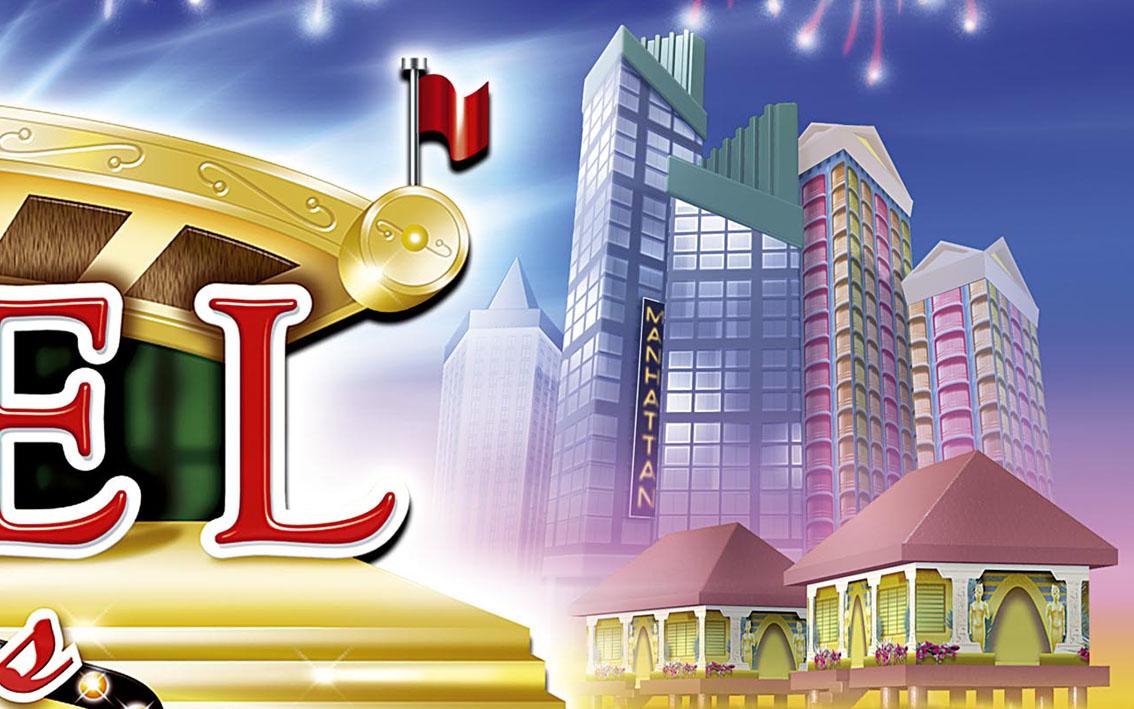 HOTEL LAS VEGAS BOARD GAME Hot Frog Graphics - Hotel design games