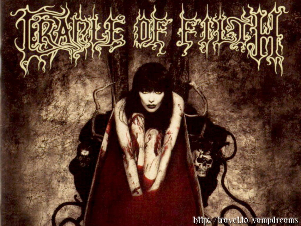 Cradle of filth nymphetamine sex version - 5 1