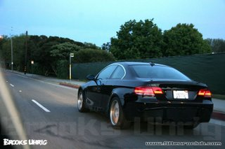 New BMW M3 spy photos