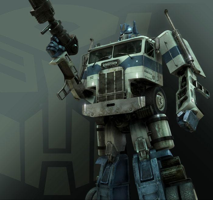 Image Result For Optimus Prime Truck