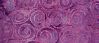 Spiral Batik, Boston commons quilt, fabric selection, photo by Robin Atkins, bead artist