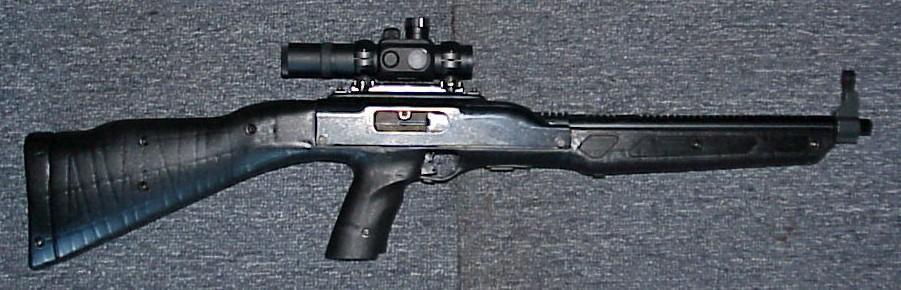 Mr  Completely: Hi Point 9mm  carbine