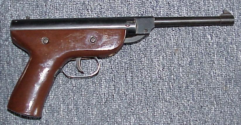Mr  Completely: Westlake  177 Pellet Pistol