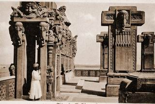قصر البارون بمصر palaishindouterrasse