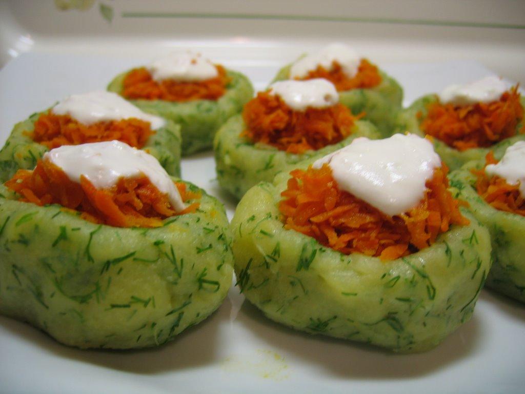 Havuç Görünümünde Patates Püresi Tarifi – Salata Tarifleri