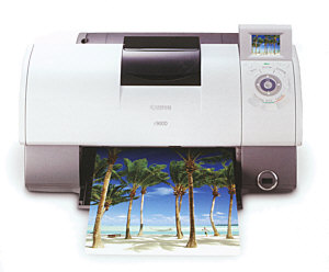 Canon i900D Photo Printer Review