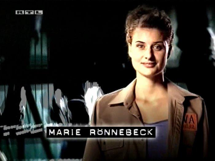 Marie Rönnebeck Hinter Gittern